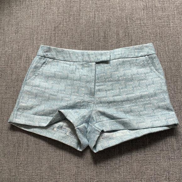 Romeo & Juliet tweed dress shorts